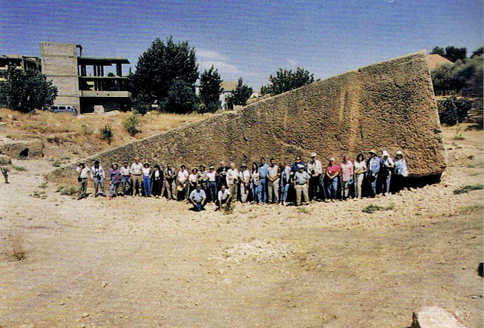 The Stone of the South at Baalbek