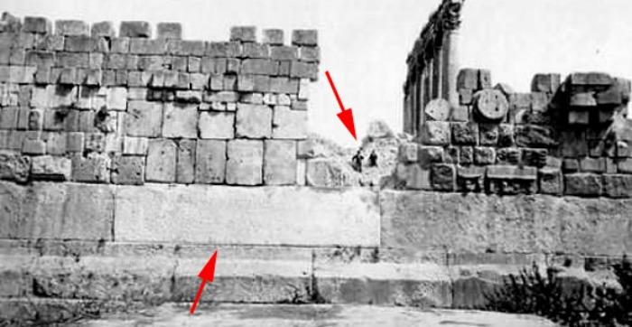 Baalbek Trilithon