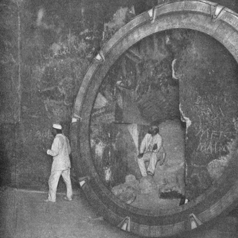Sumerian Stargate?